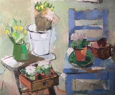 Helen Riches Exhibition at..