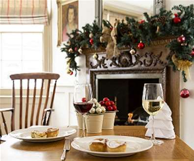 Festive Feasts and Glad Tidings!