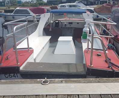 Oulton Broad Dayboats