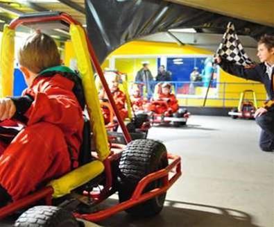 Anglia Indoor Karting