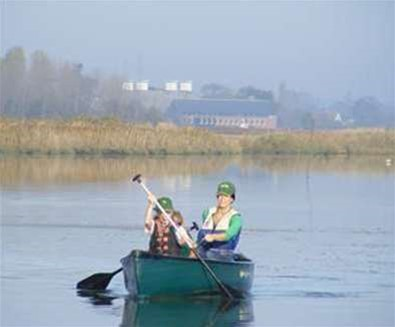 Iken Canoe