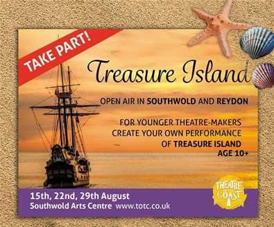 MTP presents Theatre on the Coast: Treasure Island