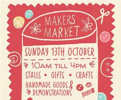 Craft, gift and makers market at Farlingaye High School - Woodbridge