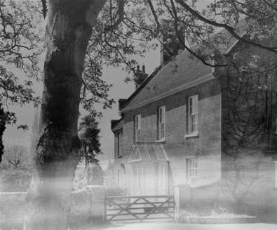Spooky tales for half-term at The Red House