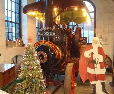 Deck the Halls at The Long Shop Museum