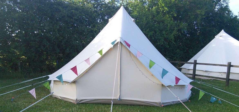 WTS - Brick Kiln Farm - Tent
