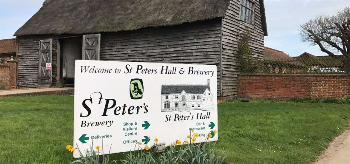 TTDA - St Peter's Brewery - Exterior