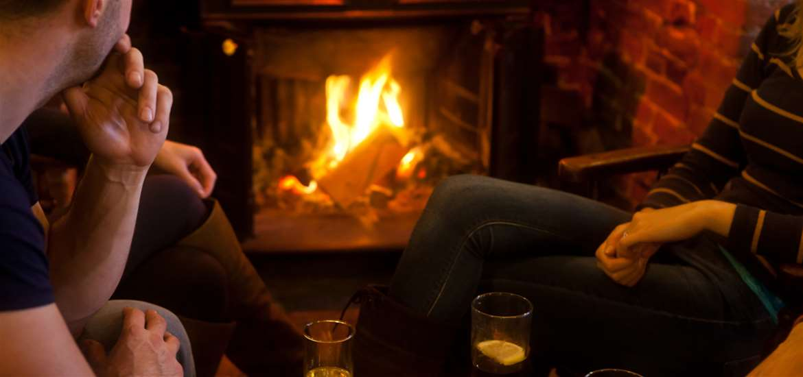Pubs with roaring fires on the Suffolk Coast