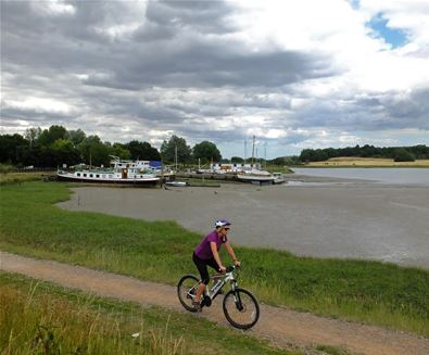 River Path to Woodbridge 2 - Stephen Squirrell