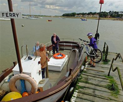 Felixstowe Ferry - Stephen Squirrell