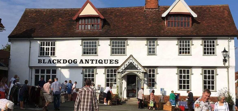 TTDA - Blackdog Antiques & Events - Exterior