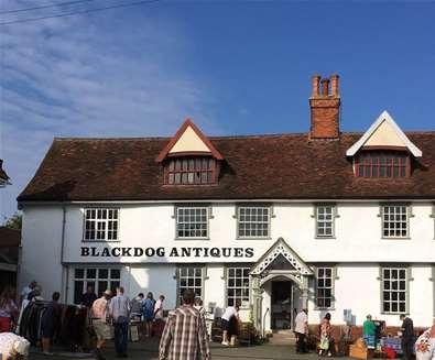 Blackdog Antiques and Events