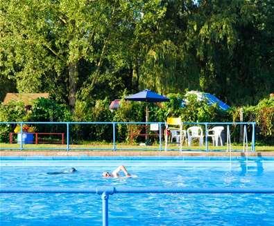 TTDA - Beccles Lido - Swim