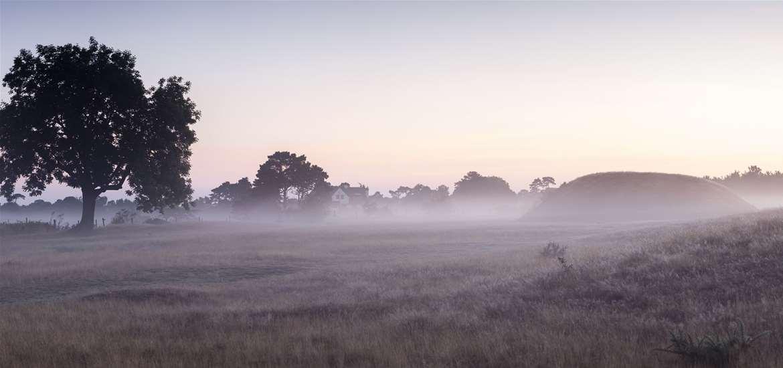 TTDA - Sutton Hoo - Royal Burial Ground