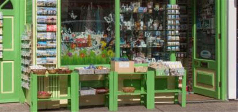 TTDA - The Gift Shop - Shop Front
