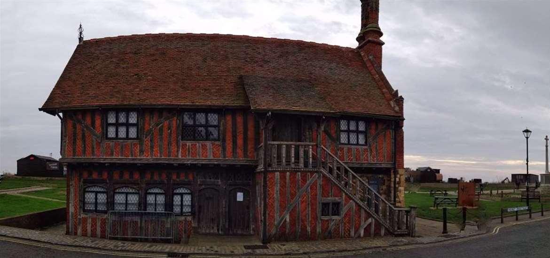 TTDA - Aldeburgh Museum - Exterior