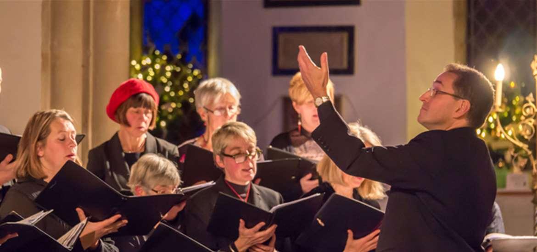 TTDE - Handel's Messiah at Snape Maltings