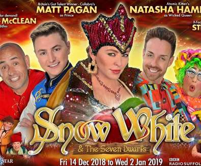 Snow White & the Seven Dwarfs - Ipswich Regent