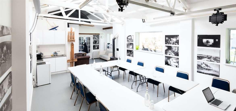 TTDA - The Pin Mill Studio - Studio