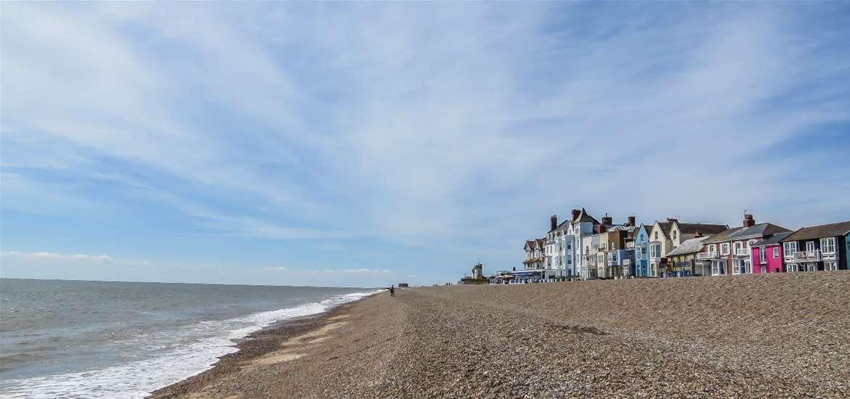 WTS - Aldeburgh Coastal Cottages - Aldeburgh Beach