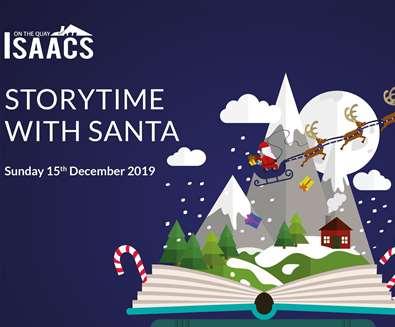 Storytime with Santa at..