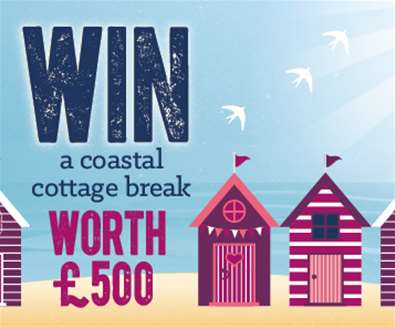 Win a £500 holiday!