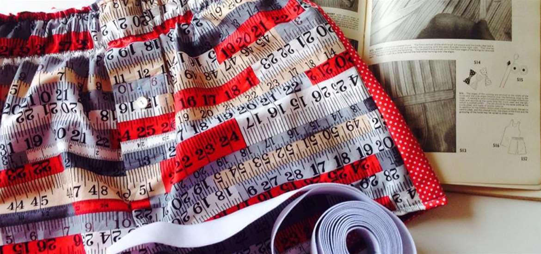 TTDA - Felixstowe Sewing School - Boxer Shorts