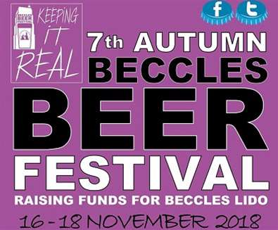 Beccles Beer Festival 2018