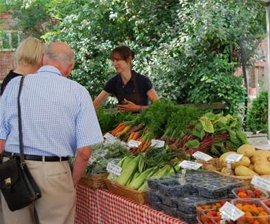 Snape Maltings Farmers' Market