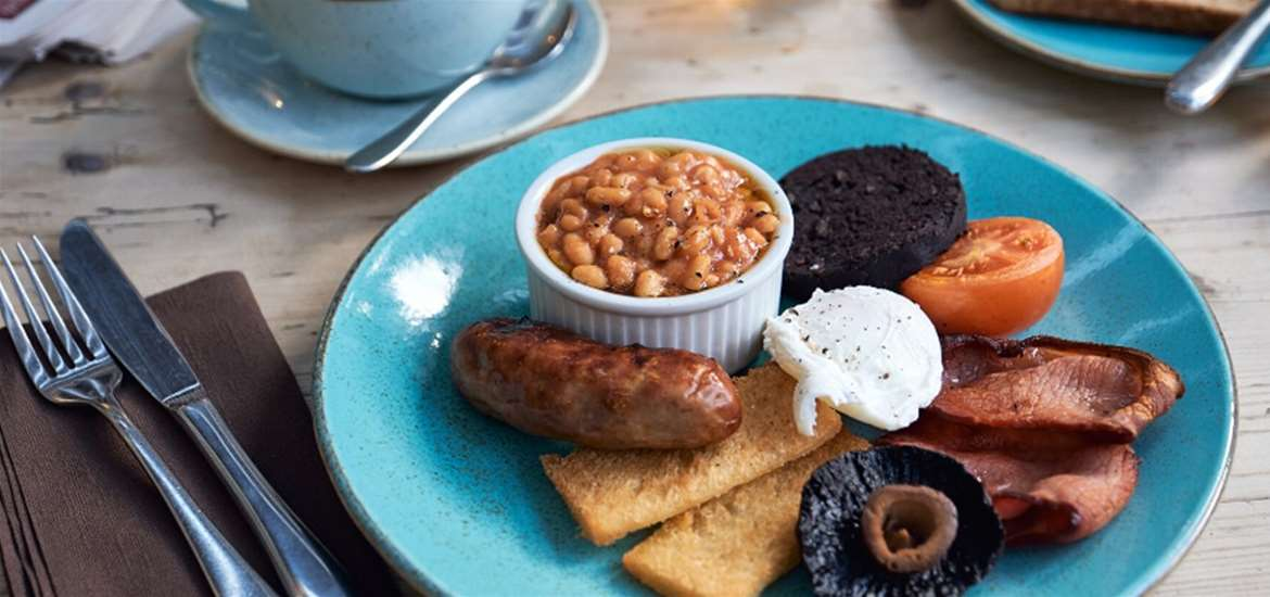 FD - The Ship at Dunwich - Breakfast