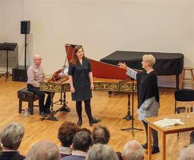 Masterclass: Sarah Connolly & J..