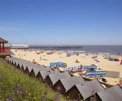TTDA - Lowestoft Beach - (c) Jon Gibbs