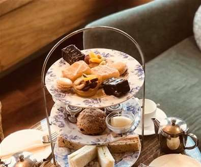 WTS - Wentworth Hotel - Afternoon Tea