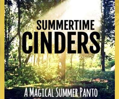 Summertime Cinders