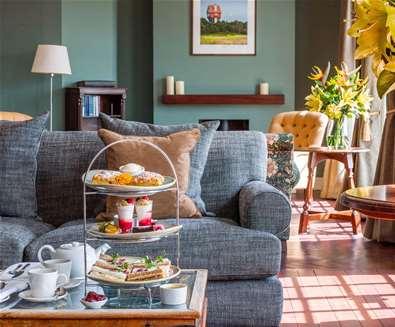 WTS - Thorpeness Hotel & Golf Club - Afternoon Tea
