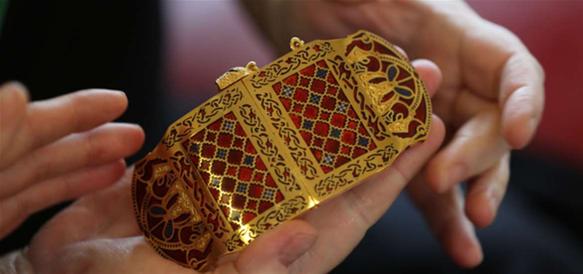 TTDA - Sutton Hoo - Treasure