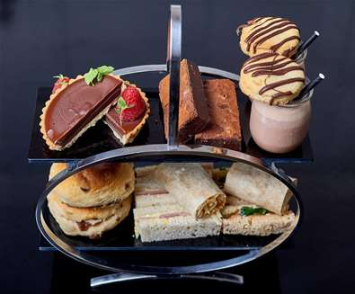 WTS - The Crown Hotel - Afternoon Tea