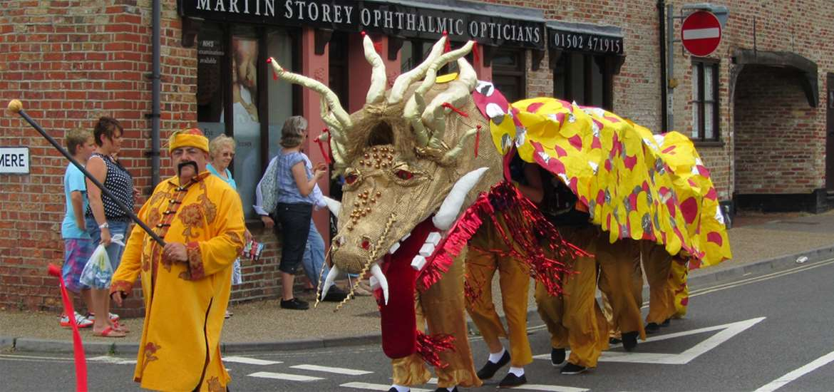 It's Carnival Time! - Beccles Carnival