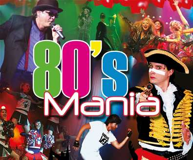 80's Mania at Marina..