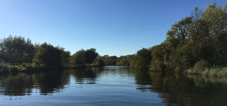 TTDA Hippersons Boatyard On the river Waveney