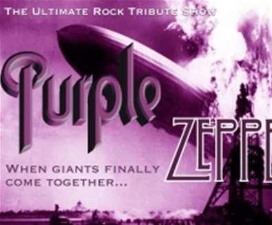 Purple Zeppelin at The..