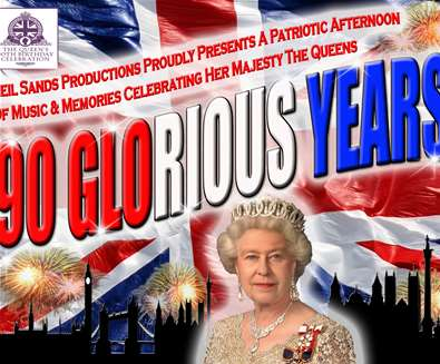 90 Glorious Years: A Spectacular Musical Celebration of Queen Elizabeth