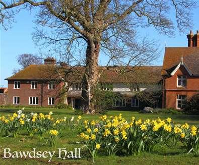 Bawdsey Hall