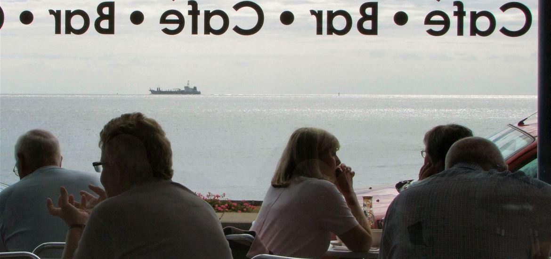 The Alex Cafe Bar & Brasserie - View