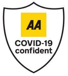 AA Covid-19 Confident Accreditation Scheme