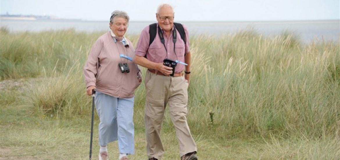 Articles - Feature Walk - Minsmere