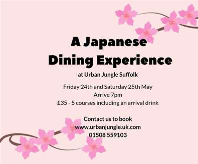 A Japanese Dining Experience