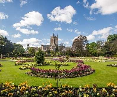 TTDA - Bury St Edmunds - Gardens