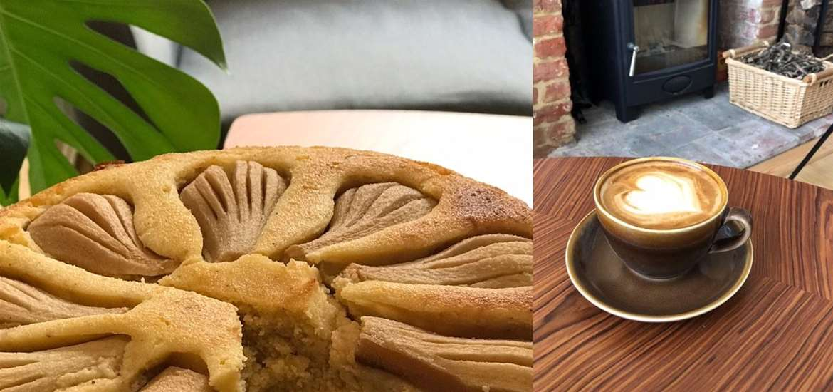 TTDA - Vela Art Gallery - cakes and coffee