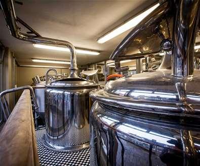 TTDA - Briarbank Brewery - Brewery